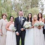 bridal party, suit