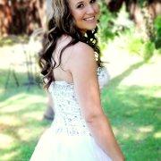 bride, tiara